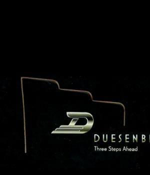 2018 Duesenberg Katalog