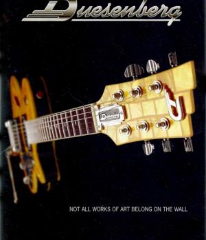 2004 Duesenberg Katalog